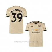 Maglia Manchester United Giocatore Mctominay Away 2019 2020