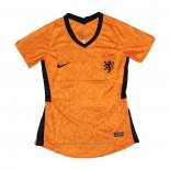 Maglia Paises Bajos Home Donna 2020