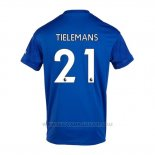 Maglia Leicester Giocatore Tielemans Home 2019 2020