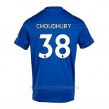 Maglia Leicester Giocatore Choudhury Home 2019 2020