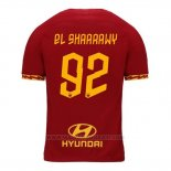 Maglia Roma Giocatore El Shaarawy Home 2019 2020